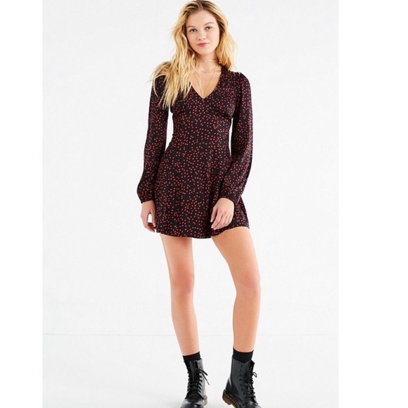 Urban Outfitters Isabel Empire Waist Mini